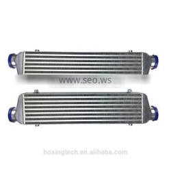 wholesaler 550x140x65mm intercooler kit aluminium intercooler