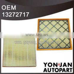 13272717 Car Air filter for Chevy