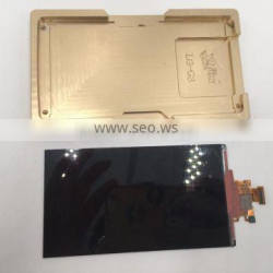 BEST quality metal Para mould alignment mold for LG G3 For lg d855