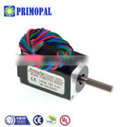1.8degree 24v micro dc bipolar control cnc router nema 8 stepper motor for solar tracker and scanner