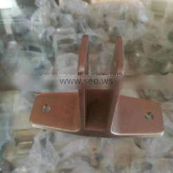 custom-made steel sand casting spare parts for pump and valve