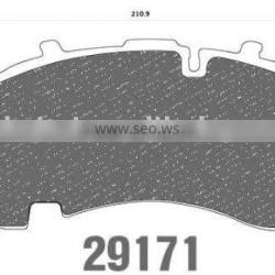 RENAULT TRUCKS BRAKE PAD