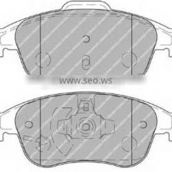 brake pad for RENAULT FDB4180
