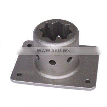 Lost wax stainless steel casting parts