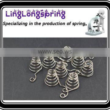 China battery contact compress springs