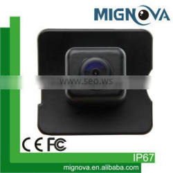 High definition 170 degree wide angle car rear view camera reversing for Mercedes Benz ML350 (Ready hole)