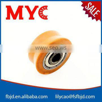Hot sale top quality low price acetal pom plastic bearing