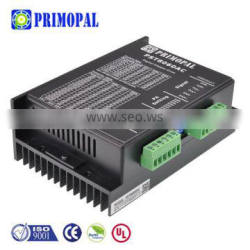 3 wire 3a 60v ac digital nema 23 stepper motor driver for CNC Routers and automatic welding machine open loop set