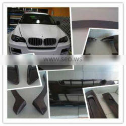 high quality body kit for X6 E71 Ham style 09~