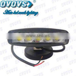 OVOVS 15W Led Work Light 12v 24v for Jeep, SUV, ATV