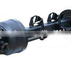 Germany type trailer suspension for heavy truck 16tons axle good price