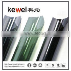 Black anti-shock protective film ,tint window film