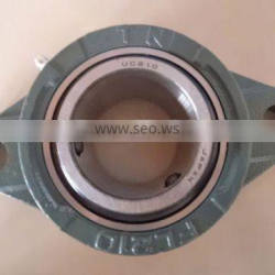 Insert Bearing With 2 Bolt Flange UCFL201