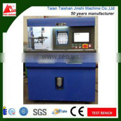 The newest CRIS-2 common diesel rail injector test bench export to vietnam and Bangladesh