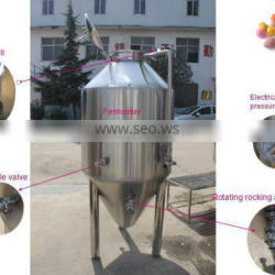 Hot Sales beer brewery teaching equipment brewing fermentor