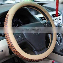High quality Suitable for summer use car steering wheel cover