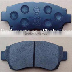 For camry front brake pads 04465-YZZ63