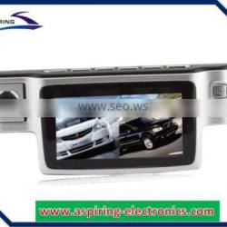 Dual lens 1080P dvr car recorder