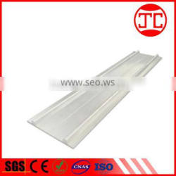 Fashionable aluminum profile for advertisement aluminum profile