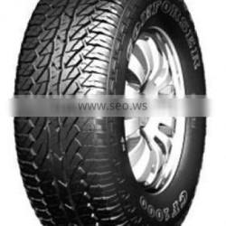made in china suv car tires new 255/60R17