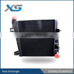 aluminum bar-plate intercooler CAC for auto, vehical ,racing sports car,truck