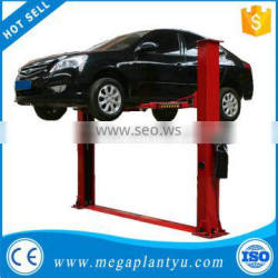 2016 Hotsell High Quality 4 Tons Lifting Table 2 Post Car Lift