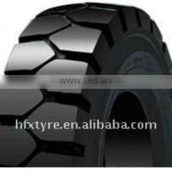 pneumatic forklift tire 27*10-12 industrial transport vehicle tire