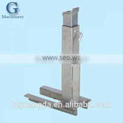 Precision OEM customized welding building support for construction