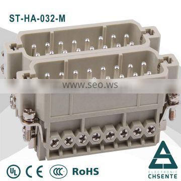 HA series of electrical plug male and female connecetor automotive ecu 24 pin connector