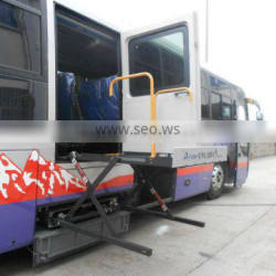WL- UVL Series Wheelchair Lifts for bus and coach with CE certificate loading 300kg