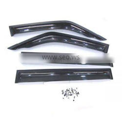 OEM Window Rain Shield Weather Shields Window Deflectors For Mitsubishi New Pajero 2010 V93 6G72 V97 6G75 V98 4M41 QYD-V97
