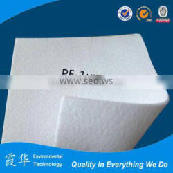 Polyester dust filter bag for industrial uses