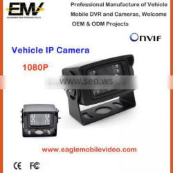 1080P 2.0Megapixels CMOS Mobilec Vehicle IP Camera for car
