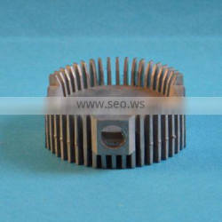 OEM Painting Grey Pressure Die casting Al Parts with molds for many industries