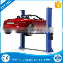 2016 Hotsell High Quality 4 Tons Portable Car LIft Table 2 Post Car Lifts