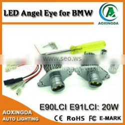 E90 facelift led marker 20W