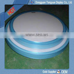 ABS vacuum forming section plastic lampshade