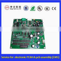 china made for electronic pcb board, pcb assembly service