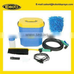 portable car cleaning machine