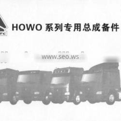 HOWO TRUCK PARTS