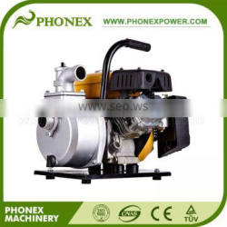Factory Price 1.5 Inch Small Portable Gasoline Pump Irrigation Water Pump for Indonesia