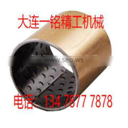 Shearing machine copper bush, rolling machine wear-resistant bushing, SF-2 bushing, boundary lubrication bearing, composite oilless bushing.