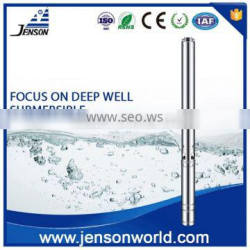 Jenson Stainless Steel Cast Iron Deep Well Submersible Pump, Deep Well Water Pump, Deep Well Pump,