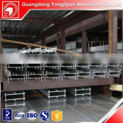 powder coated aluminum extrusion profile to make window and door