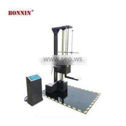 LCD Digital Display Drop Package Testing Equipment