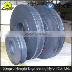 standard nylon pulley belt wheel pulley nylon rope pulley