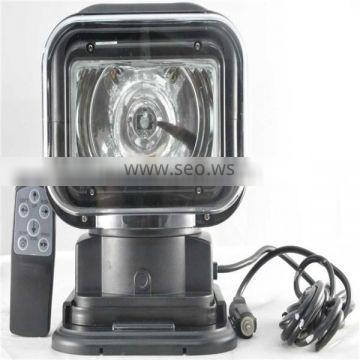 Remote Control 70W Work Light For Off Road Use With 11th Years Gold Supplier In Alibaba (XT2009)