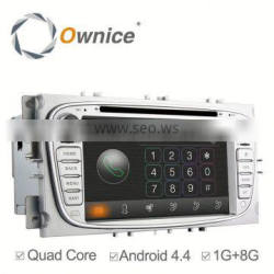 Wholesale price Android 4.4 touch screen Touch Screen Car DVD Radio for focus 2010 with wifi bluetooth