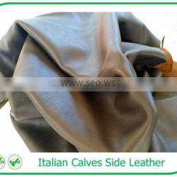 Excellent Quality Genuine Leather Italian Tanned Calf Leather
