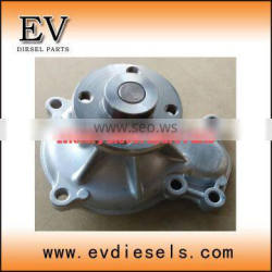 Excavator water pump FIT For Kubota ENGINE USE V3600 engine parts